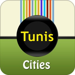 Tunis Offline Map City Guide