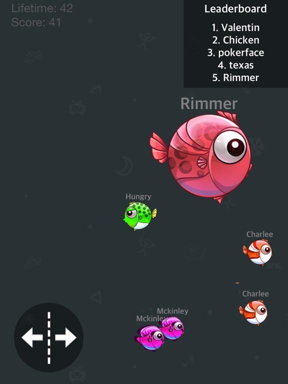 Fish War: World of Shark - Hungry Feeding Game для iPad