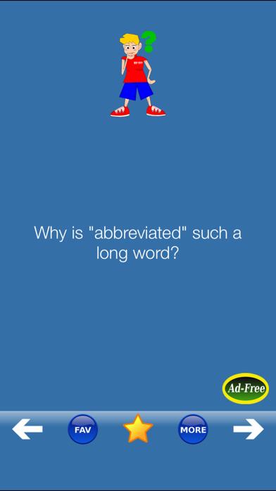 Funny Dumb Questions & Beyond! screenshot two