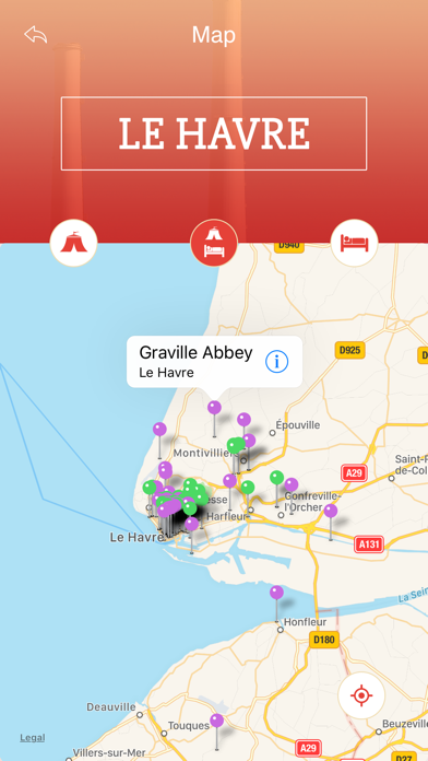 Le Havre Travel Guide screenshot four