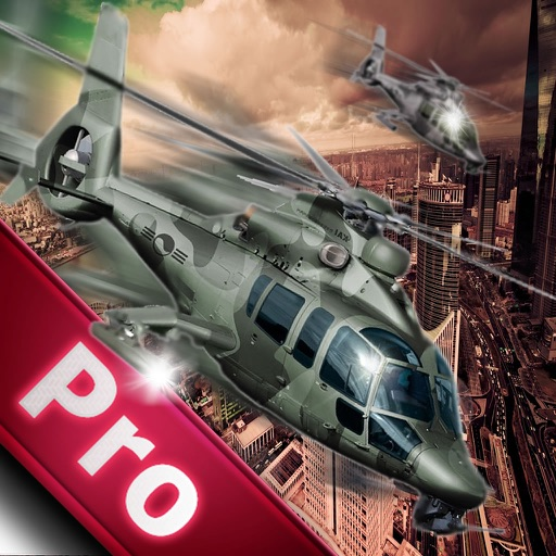 Competition Black Hawk Pro - Helicopter Flight Simulator