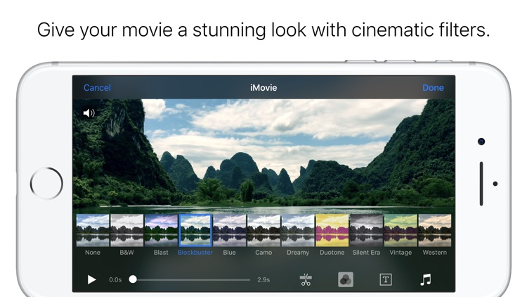 iMovie screenshot-4