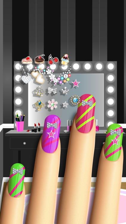 Nail Salon™ Virtual Nail Art Salon Game for Girls