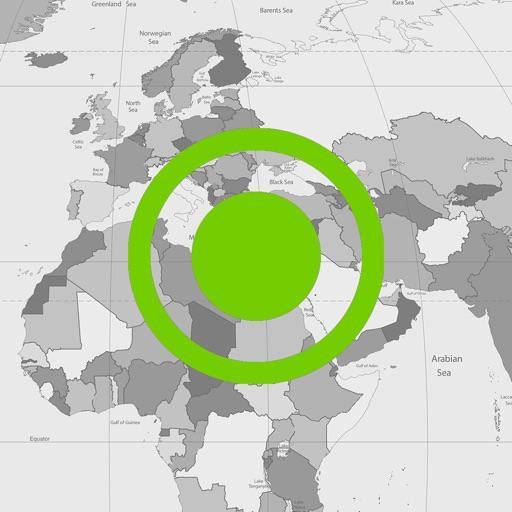 World Map Tap Free
