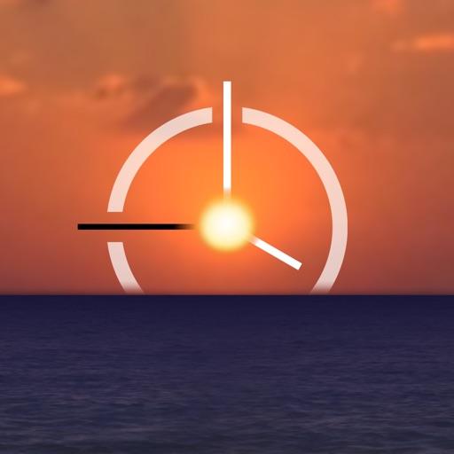 ClockScape | Themed Analog Clock iOS App