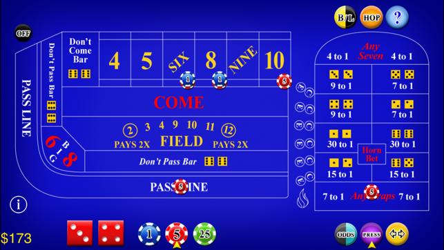Mousepad gambling