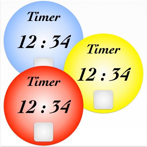 Six Timers - TTimer