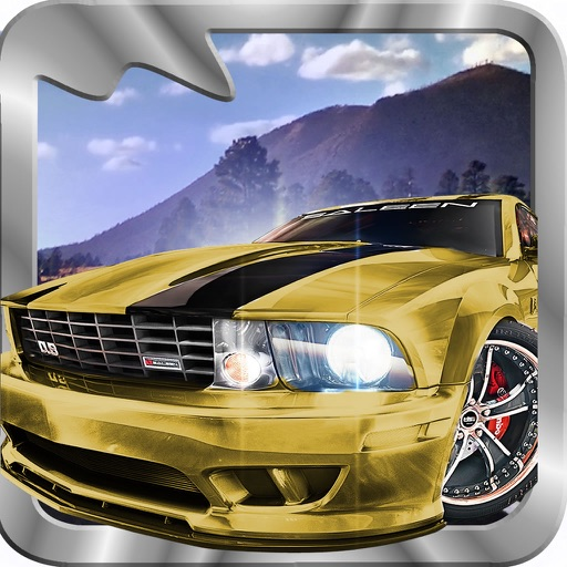 Big Track Car Racing On The Run - Maximum Speed Game