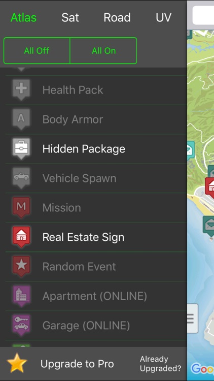 Interactive Map for GTA 5 - Unofficial