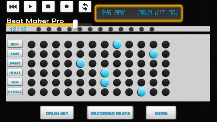 Beat Maker Pro screenshot-1
