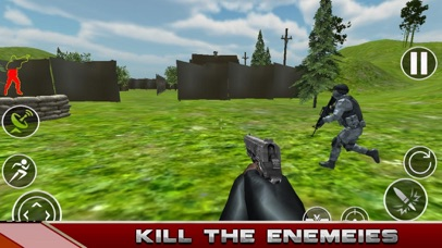 Army Attack - Strike Gun screenshot 3