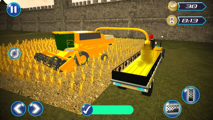 Farming Simulator Games 2018 screenshot-0