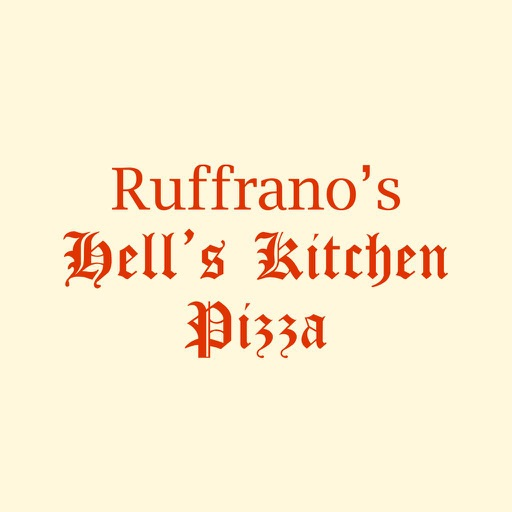 Ruffrano's Hell's Kitchen