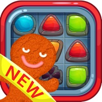 Codes for Gingerbread man on Crafty candy magic island Hack