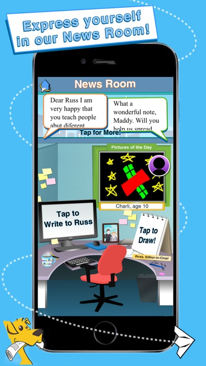 News-O-Matic, Daily Reading for Kids screenshot-3