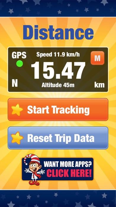 Odometer  - Distance Measure & Mileage Calculator screenshot one