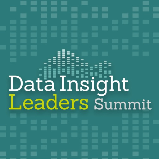 Data Insight Leaders Summit 16