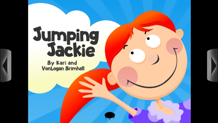 Jumping Jackie - A girl, a trampoline, and all the things she jumps with!