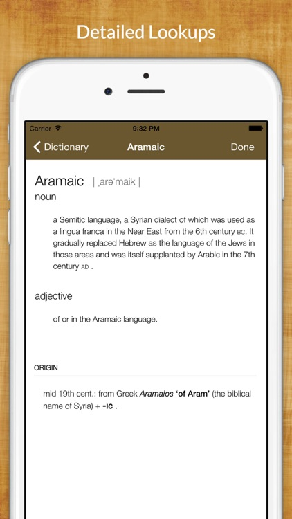 Every Dictionary - Bible Study screenshot-4