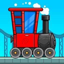 Tiny Pocket Express Train