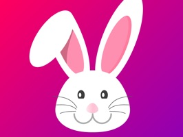 Animated Happy Easter Stickers