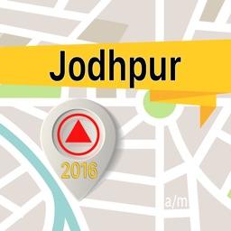 Jodhpur Offline Map Navigator and Guide