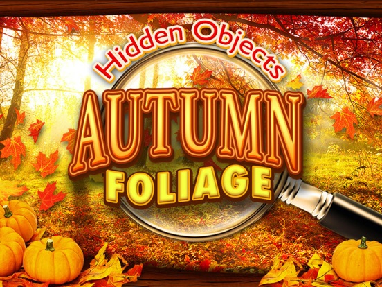 Hidden Objects Autumn Fall Halloween Harvest Pic App Price Drops