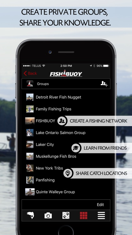 FISHBUOY App screenshot-4