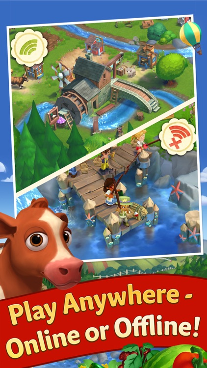 FarmVille 2: Country Escape screenshot-2