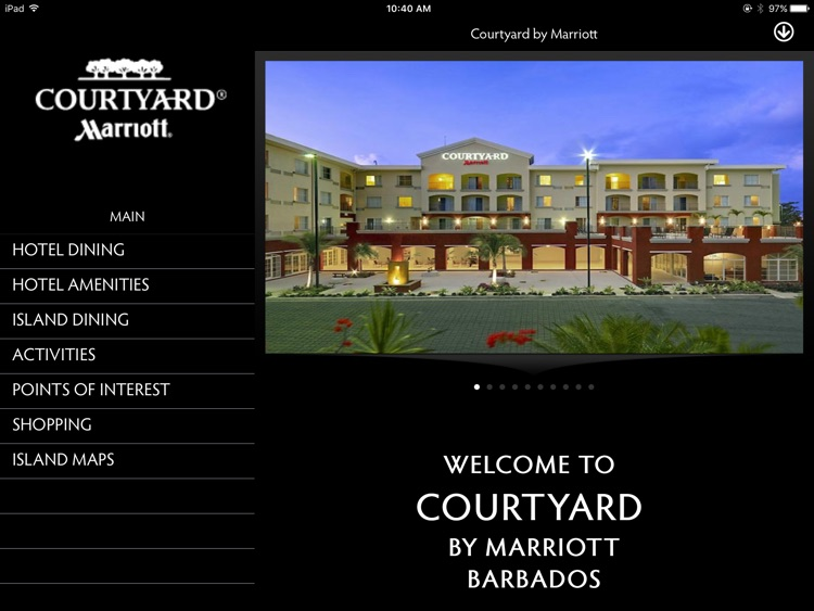 Courtyard by Marriott - Bridgetown, Barbados screenshot-0