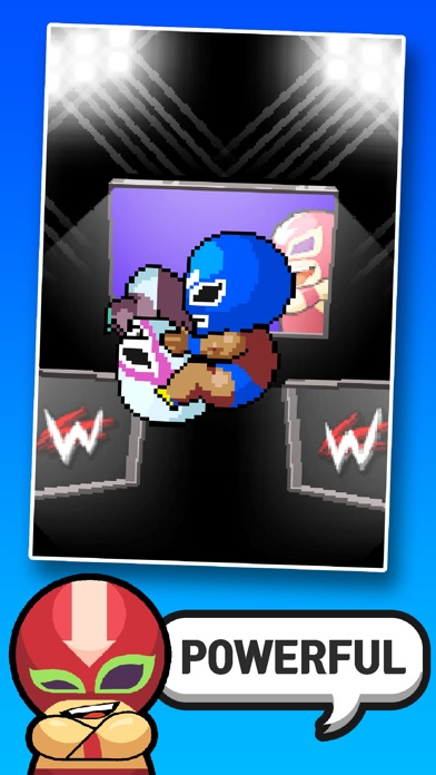 Screenshot 4 Wrestle Tiger
