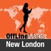 New London 离线地图和旅行指南