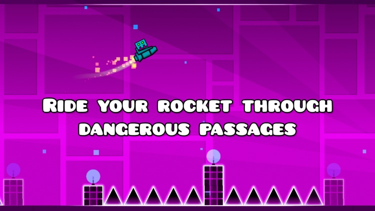 Geometry Dash screenshot-1