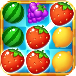 Crazy Fruit Adventure