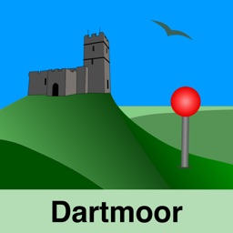 Dartmoor Maps Offline