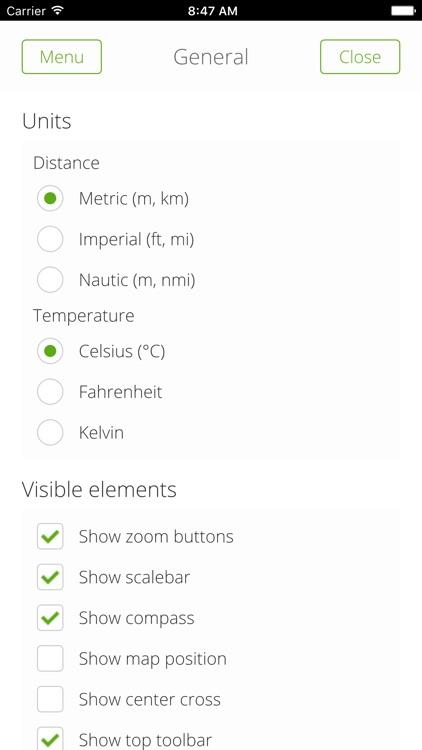 Cartograph Pro Map Viewer screenshot-4
