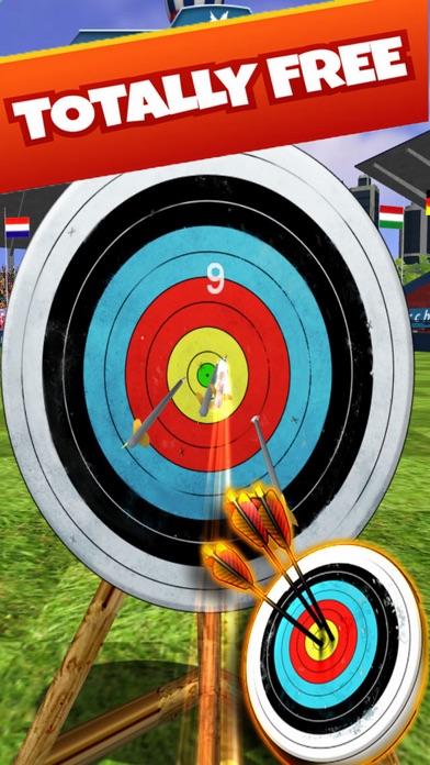 World Sport Archer - Master Shooting screenshot one