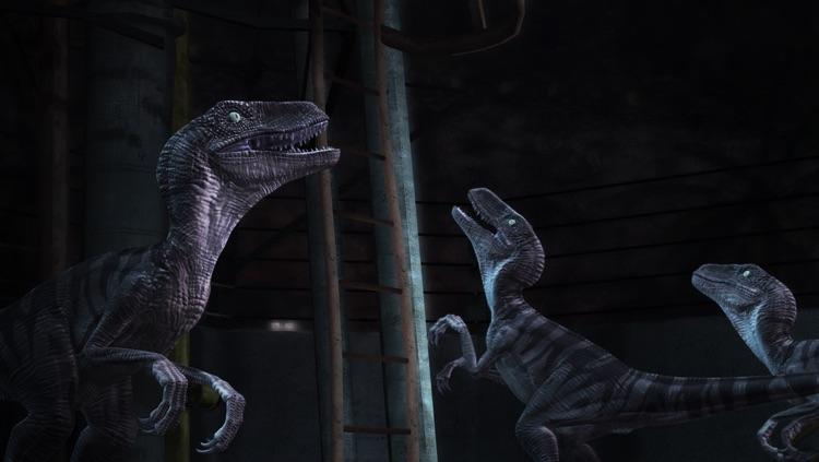 Jurassic Park: The Game 3 HD screenshot-3