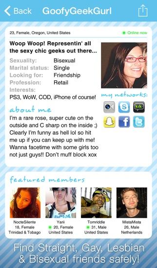 Gay skype user