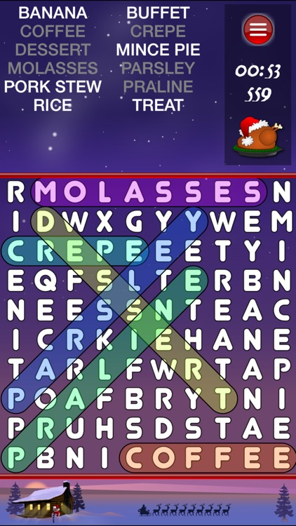 WordSearch Christmas HD