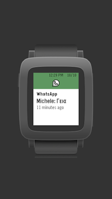 Font support for Pebble Timeのおすすめ画像3