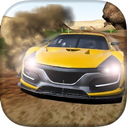 Off - Road Extreme Racing Car Driving Simulator