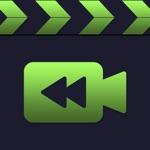 Video Reverse: Reverse cam & Video Rewind Motion