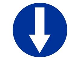 Znaki nakazu