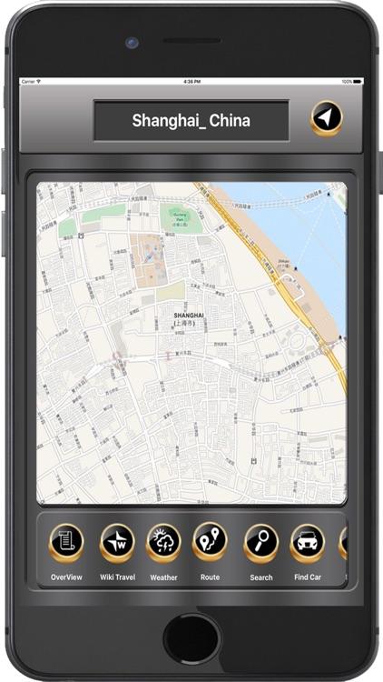 Shanghai_ China Offline maps & Navigation