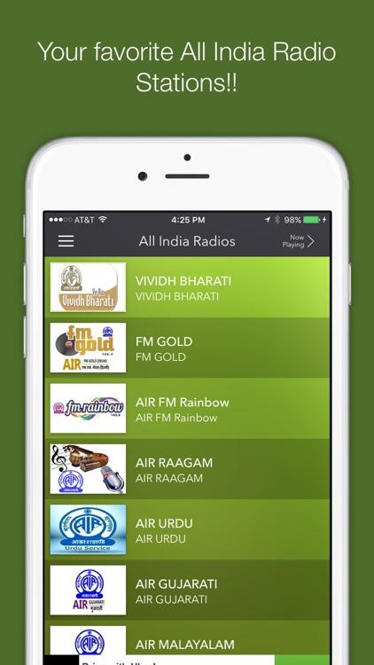 Vividh Bharati, Akashvani, All India Radio (AIR) screenshot-4