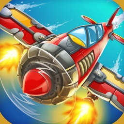 Panda Commander Air Combat - Sky Fighter & Shooter