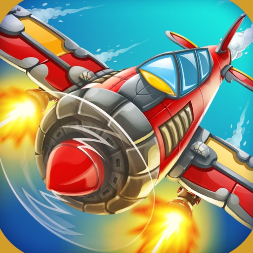 Panda Commander Air Combat - Sky Fighter & Shooter