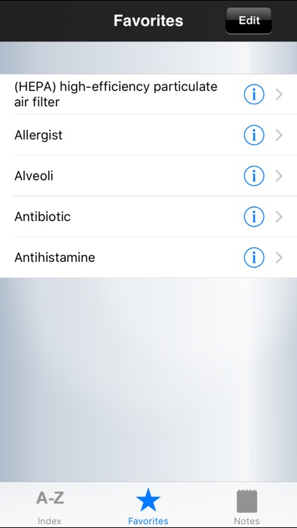 Asthma Glossary screenshot-3