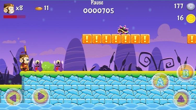 Adventure Ayman Jungle World screenshot-4